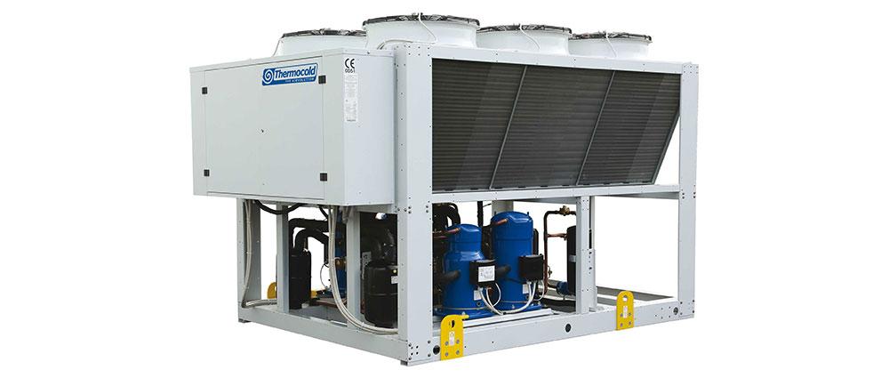 Pompe de căldură aer apă cu recuperare totală