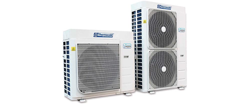 Pompe de căldură rezidențiale MX VS Thermocold - Italia