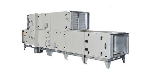 Centrale de tratare aer aplicații comerciale