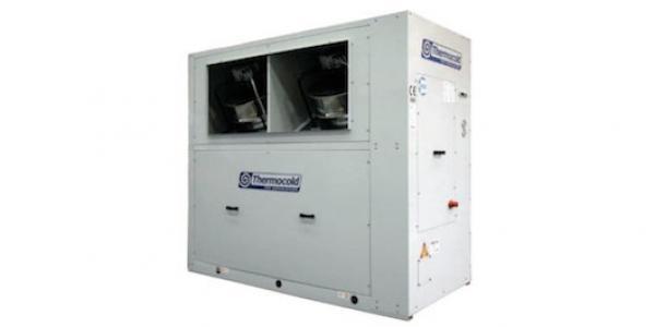 Chillere racite cu aer AWC EA cu ventilatoare plug in EC