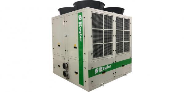Chillere și pompe de căldură răcite cu aer - PACIFICA KWE Keyter Spania